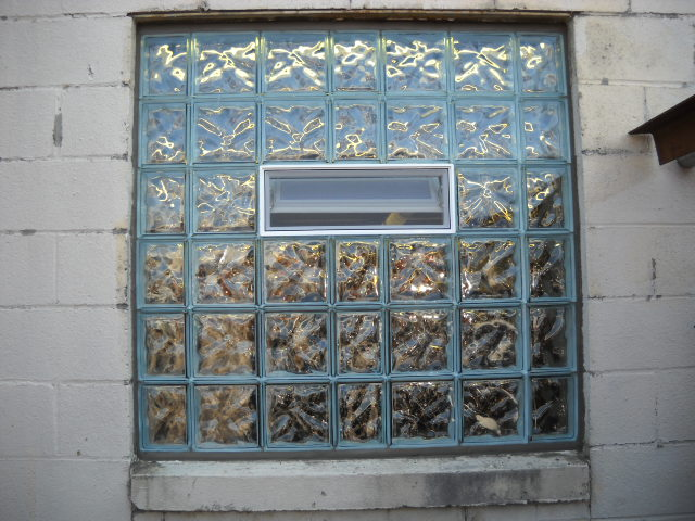 Glass Block Windows 26
