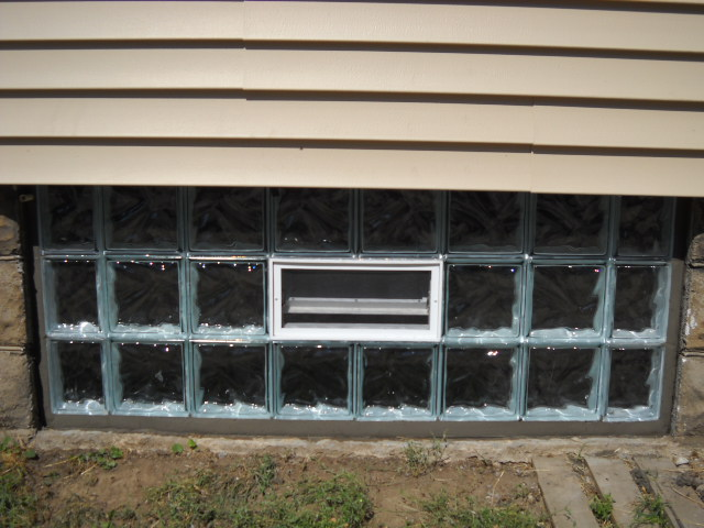 Glass Block Windows 37