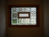 Glass Block Window